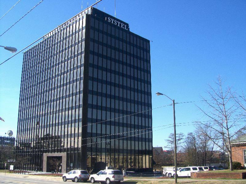 Classic Sun Control Systel Building