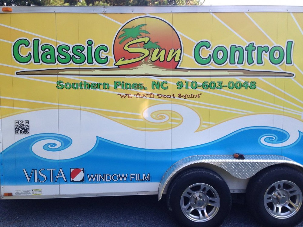 Pinehurst NC Window Tinting