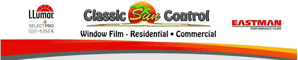 Classic Sun Control Logo